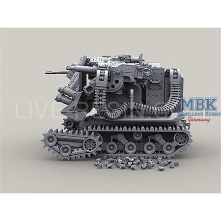 Military Robot Secutor II