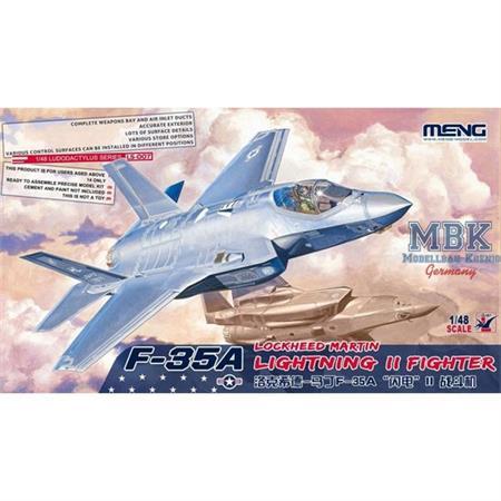 Lockheed-Martin F-35A Lightning II