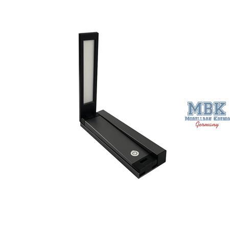 Zig Zag Lampe USB - Dimmbar - Wiederaufladbar