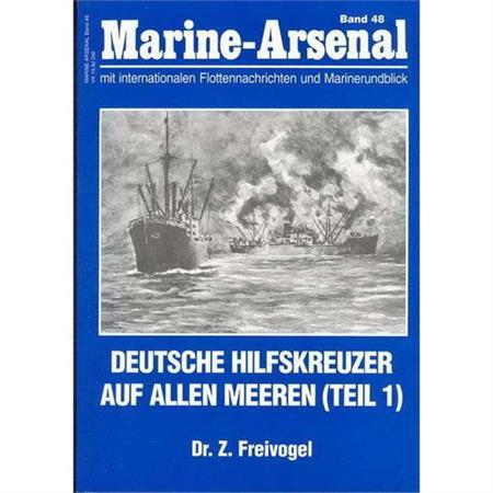 deutsche Hilfskreuzer auf allen Meeren