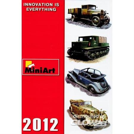 Miniart Katalog 2012
