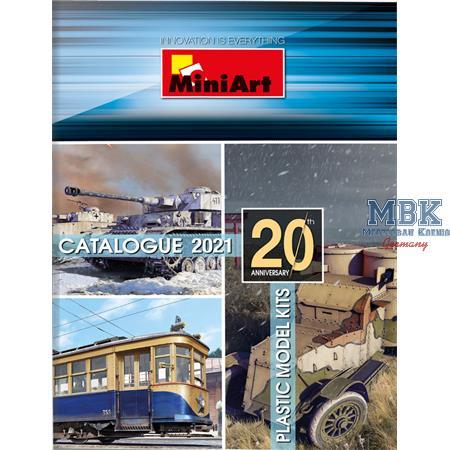 Miniart Katalog 2021