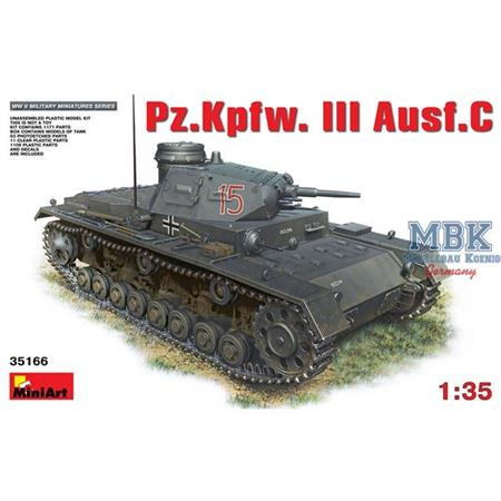 Panzer III Ausf.C
