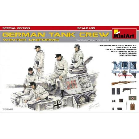 German Tank Crew (Winteruniform) Special Edition