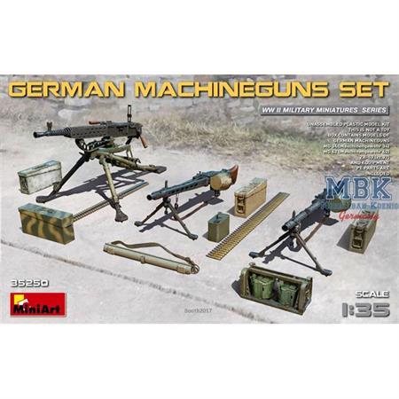 German Machineguns