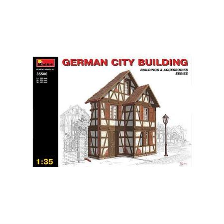 German City Building