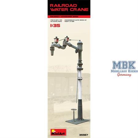 Railroad Water Crane
