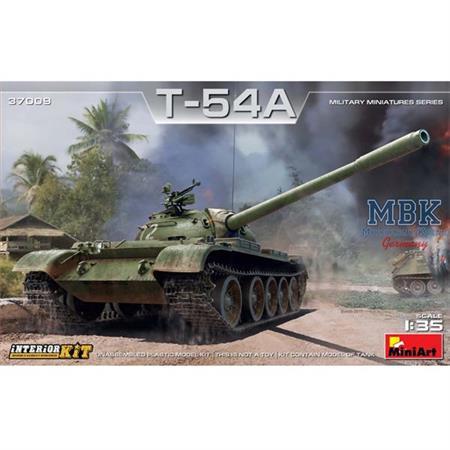 T-54A interior kit