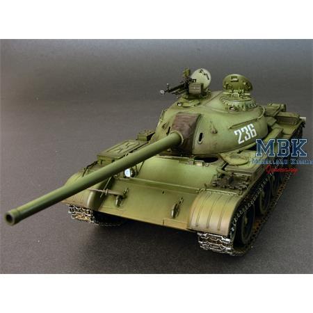 T-54-3 Soviet Medium Tank. Mod 1951