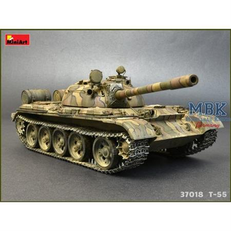 T-55 Mod.1963 (interior kit)