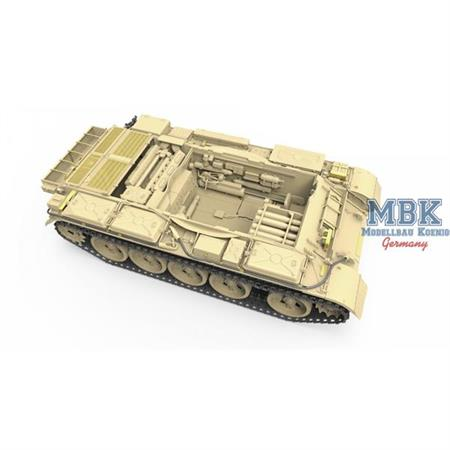 IDF medium tank TIRAN 4, late (Interior Kit)