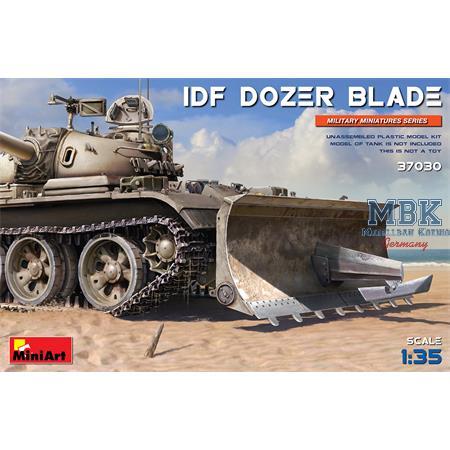 IDF DOZER BLADE