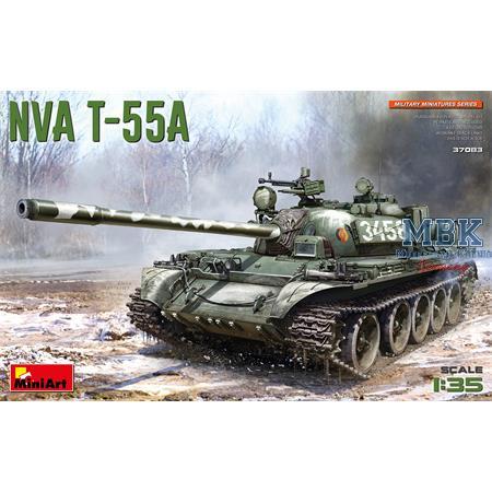 NVA T-55A