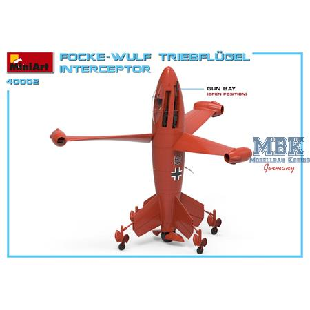 Focke-Wulf Triebflügel Interceptor