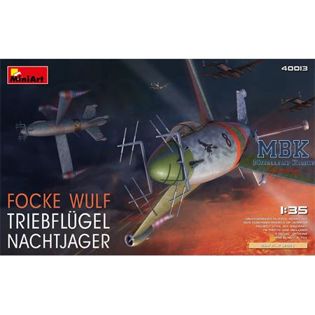 Focke-Wulf Triebflügel Nachtjäger