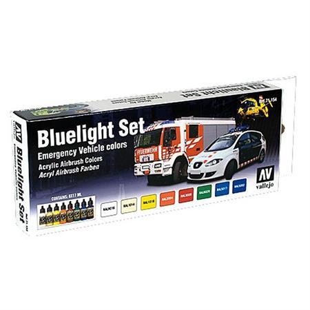 Model Air Set - Bluelight Set