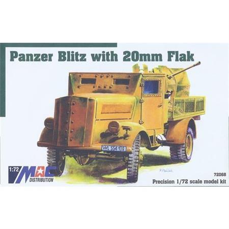 Panzer Blitz mit 20mm Flak