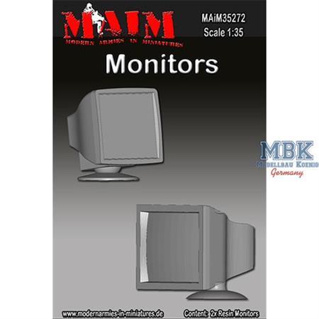 Monitore (2 Stück)