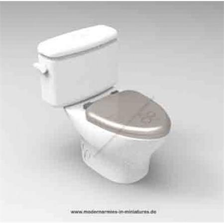 Toilette #2 (moveable lid)