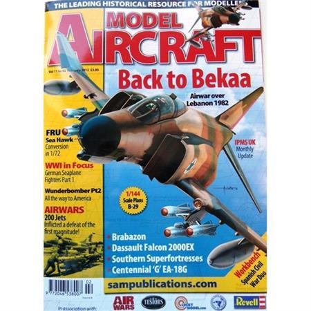 Model Aircraft Monthly - Februar 2012