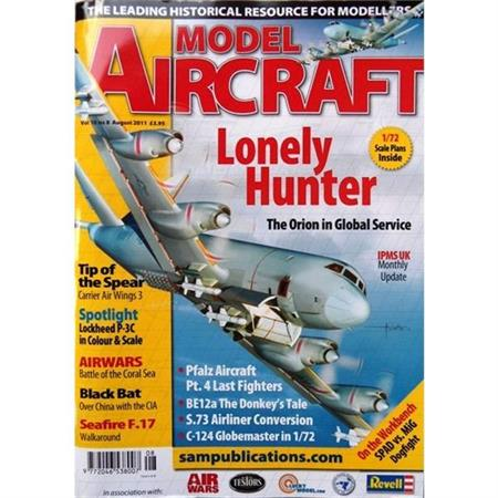 Model Aircraft Monthly - August 2011