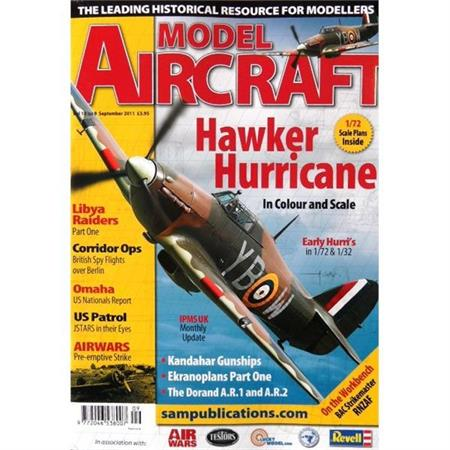 Model Aircraft Monthly - September 2011