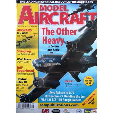 Model Aircraft Monthly - November 2011