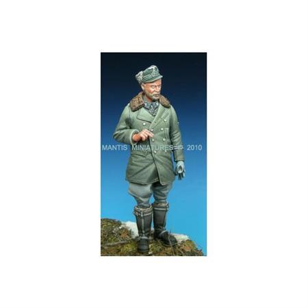 German SS General - Europe 1944-45