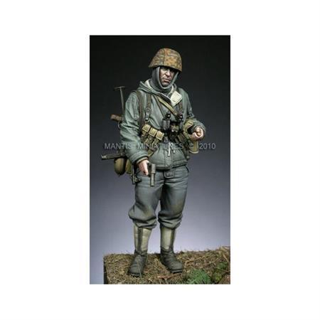 German SS Grenadier - Eastern Front 1942-43