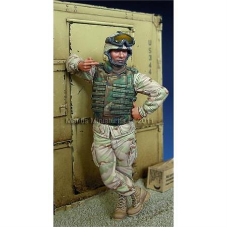 Modern U.S AFV Gunner