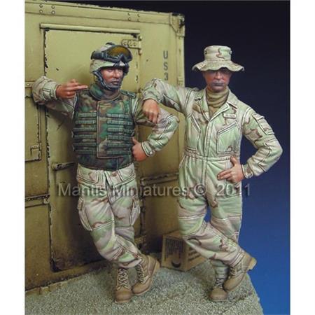 Modern U.S AFV Crew