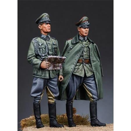 WW2 Wehrmacht Officers