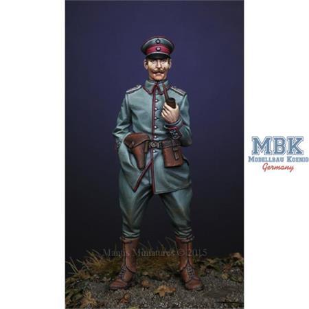 WW1 German Officer