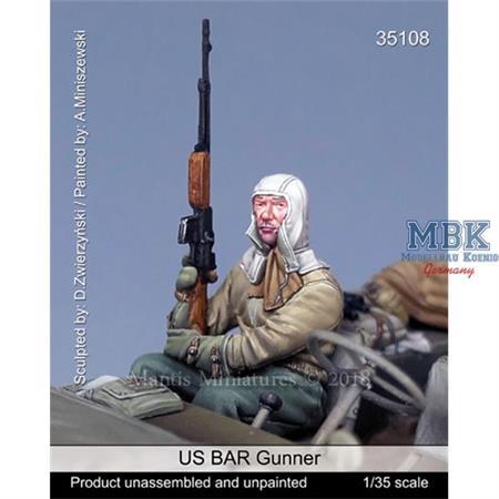 US BAR Gunner, WW2