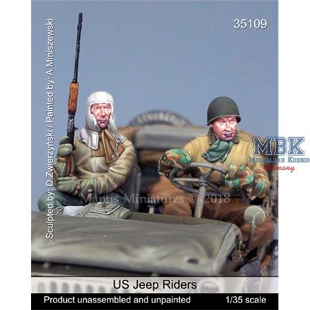 US Jeep Drivers