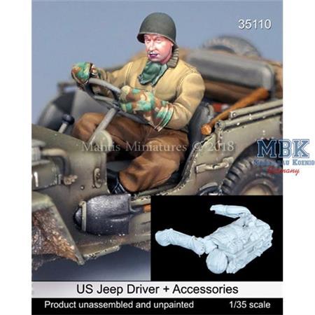 US Jeep Driver & Accessories