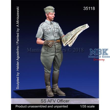SS AFV Officer