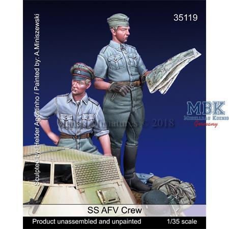 SS AFV Crew
