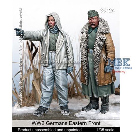 WW2 Germans Eastern front