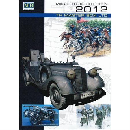 Master Box Katalog 2012