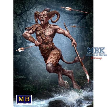 Ancient Greek Myths Series SATYR 1/24