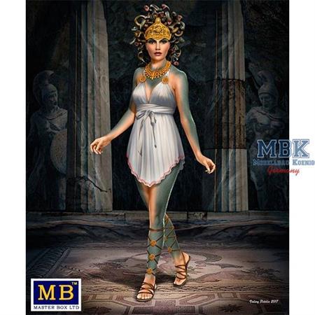 Ancient Greek Myths Series MEDUSA 1/24