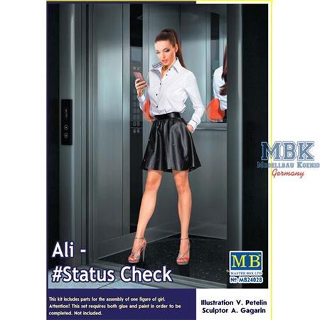 Dangerous Curves Series - Ali - Status Check 1/24
