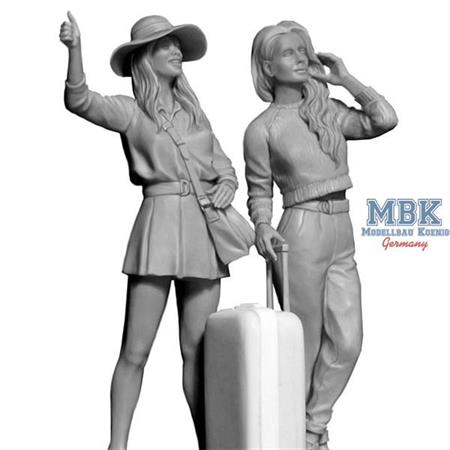Hitchhikers - Erica & Kery  1/24