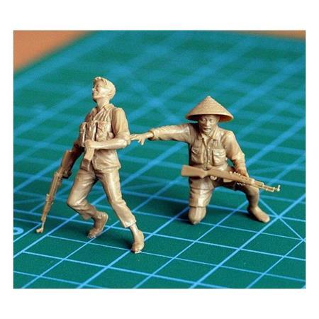 """Charlie on the left"" - Vietnam"
