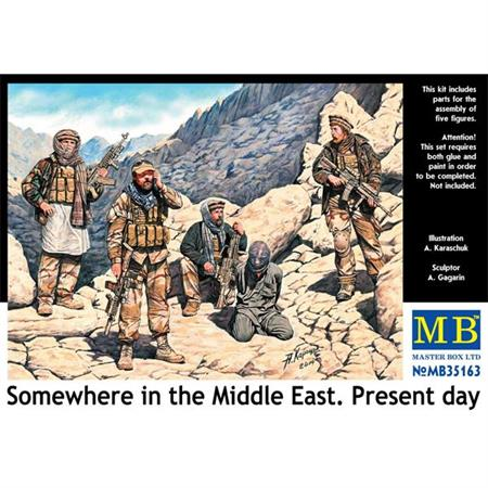 Somewhere in the Middle East