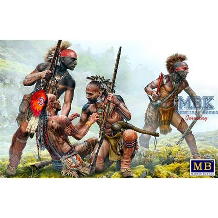 Protective Circle Indian Wars Series XVIII Century