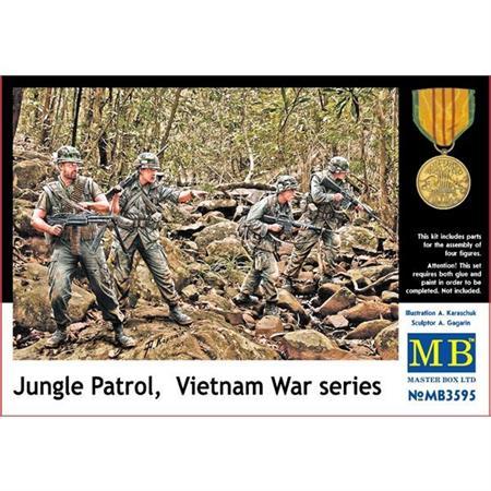 Jungle Patrol, Vietnam War series