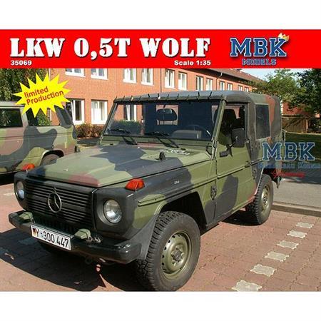LKW 0,5t gl Wolf