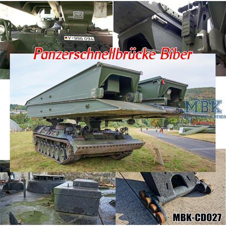 """Referenz-Foto CD """"Panzerschnellbrücke Biber"""""""